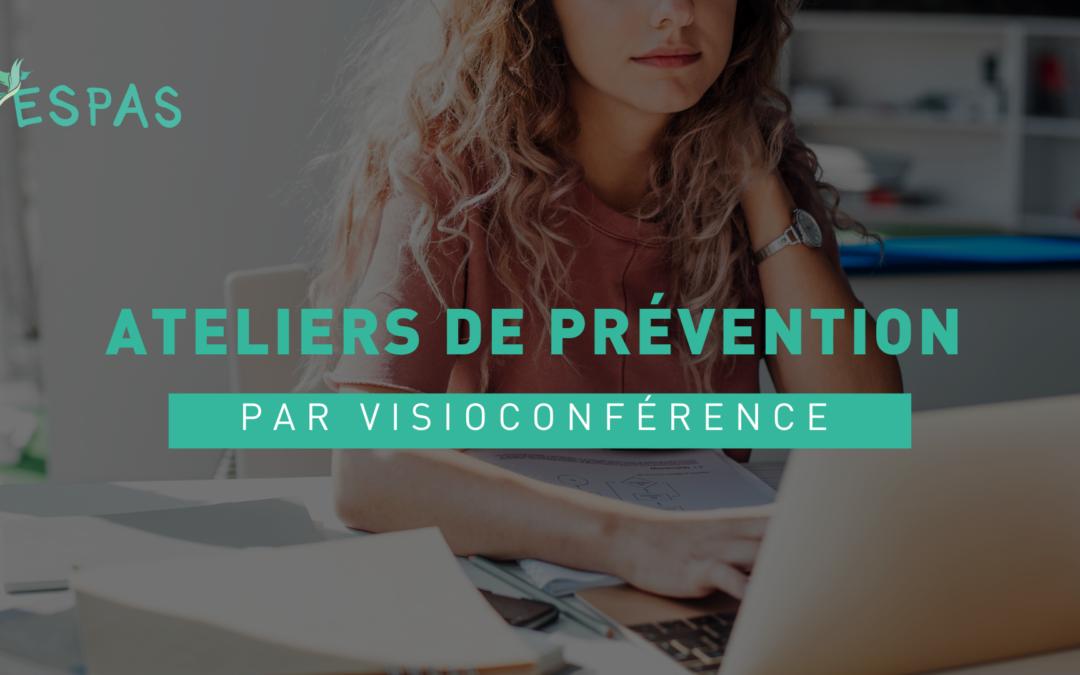 ESPAS – Ateliers de prévention